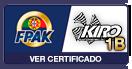 Certificado FPAK KIRO Circuito 1B