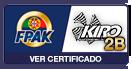 Certificado FPAK KIRO Circuito 2B
